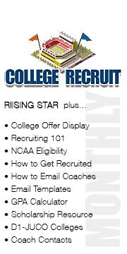 bleechr college recruit monthly