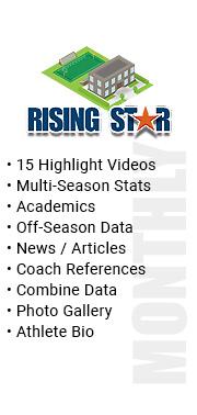 bleechr rising star monthly