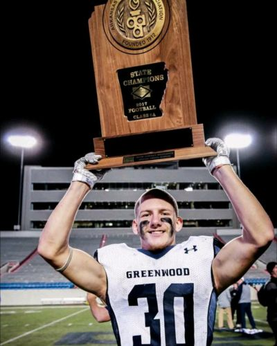 2018 Greenwood RB Kenny Wood Covers Season and Arkansas 6A Championship Win