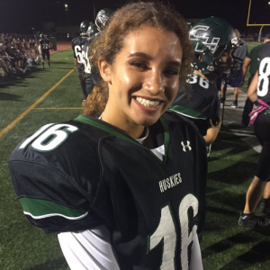Chino Hills Raeanne Jones 4 gpa Loves to Compete Confident in her Abilities to Succeed