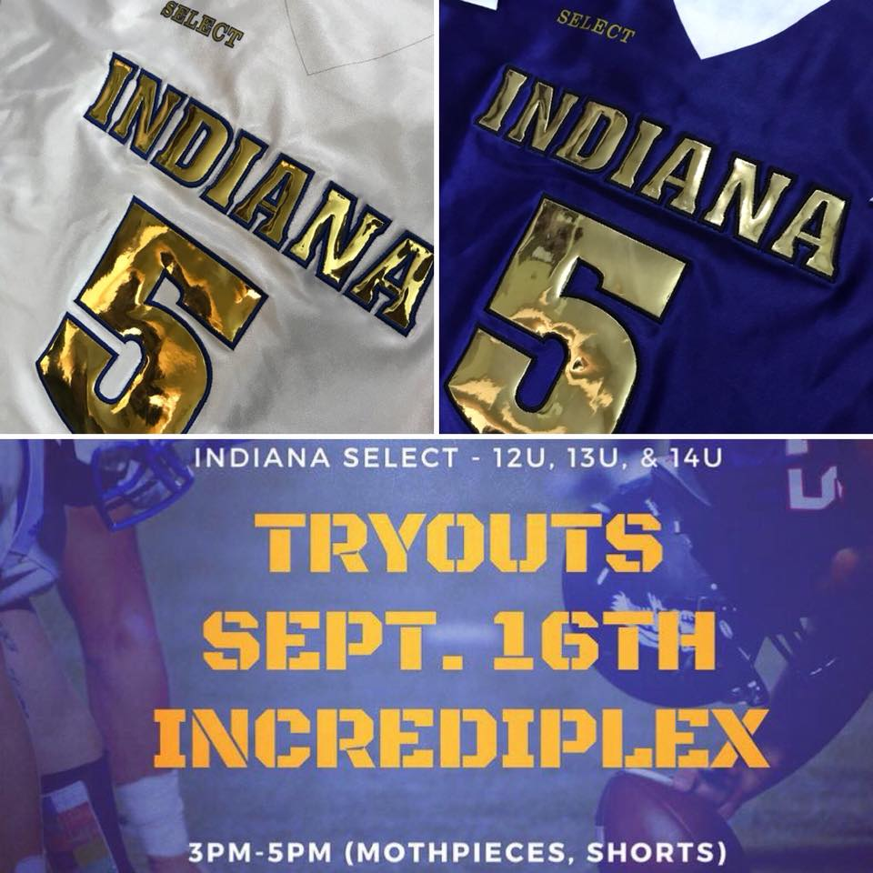 SELECT TRYOUT FLYER