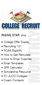 bleechr college recruit monthly
