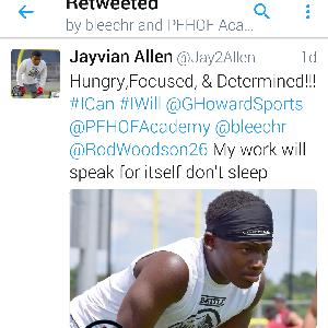 Jayvian Allen