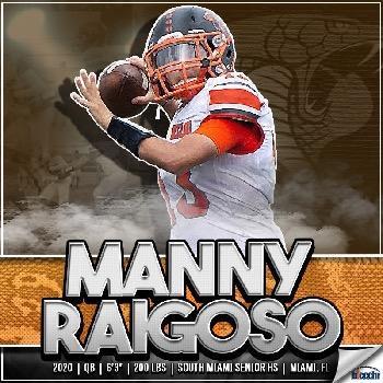 "Manuel ""Manny"" Raigoso"