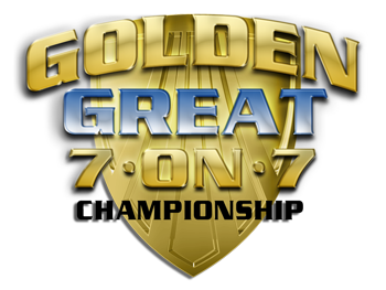 quick 6 golden great logo