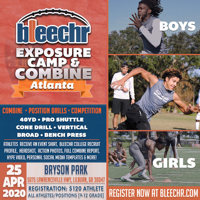 Bleechr Exposure Camp and Combine: ATLANTA
