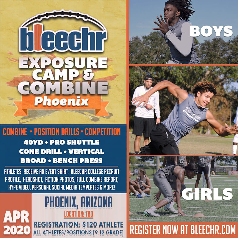 Bleechr Exposure Camp and Combine: PHOENIX
