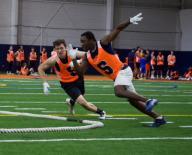 Syracuse University - Dino Baber's Football Camp