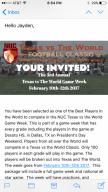 NUC vs The World Invite