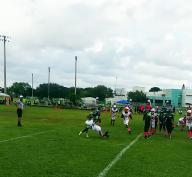 Playing DE vs South Kendall